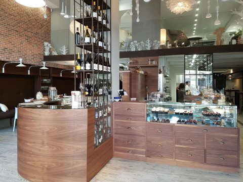 Camuti per Spazio Bakery: un'eccellente connubio tra design e tecnologia