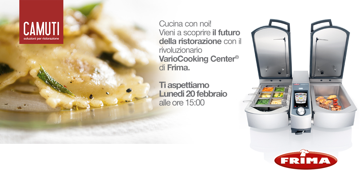 cooking live frima