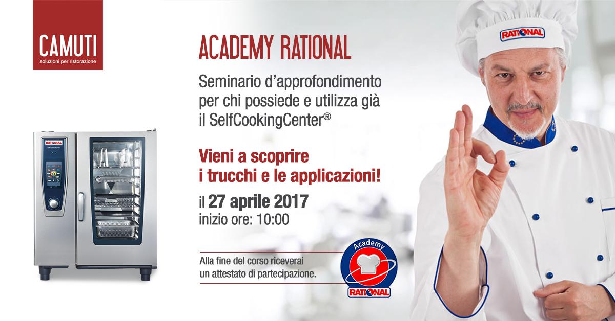 Academy RATIONAL - 27 Aprile 2017
