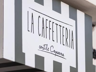 La Caffetteria - cortile Capuana