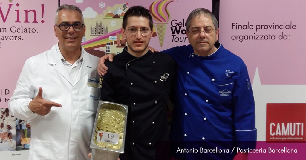 Antonio Barcellona Pasticceria Barcellona