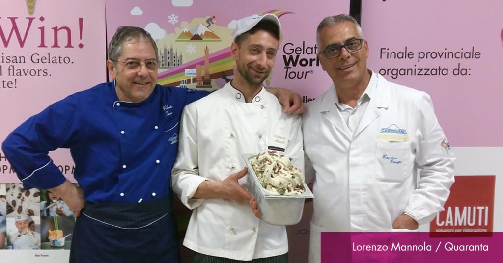 Lorenzo Mannola Quaranta