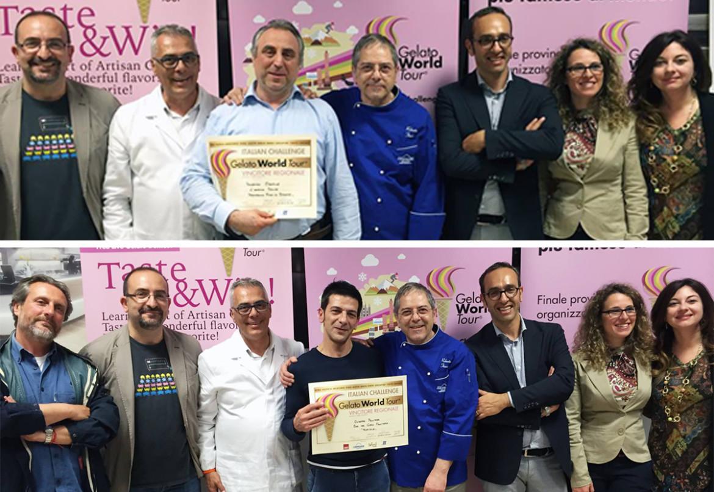 foto, dei, vincitori, gelato, world, tour,italian, challenge,