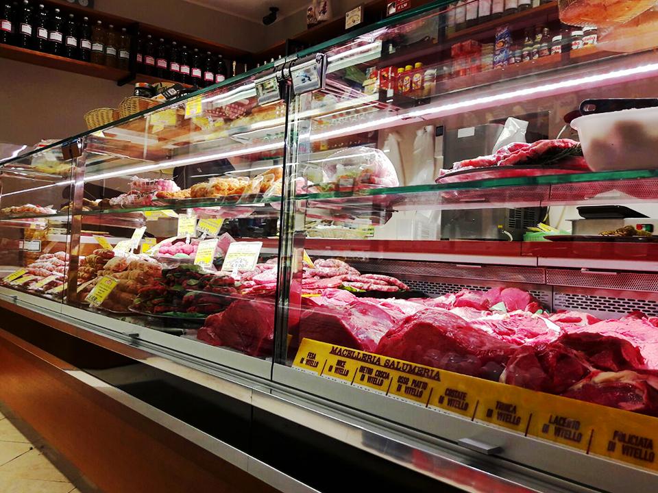Bancone carne I Viceré