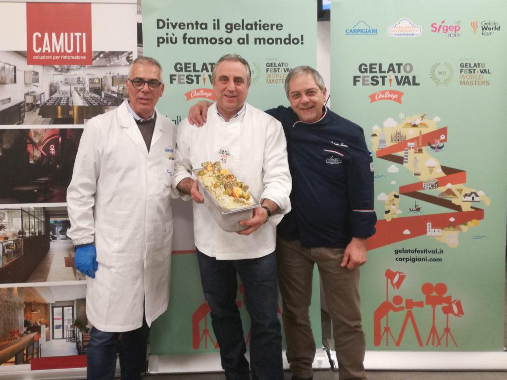 Gelato Festival Challenge a Catania