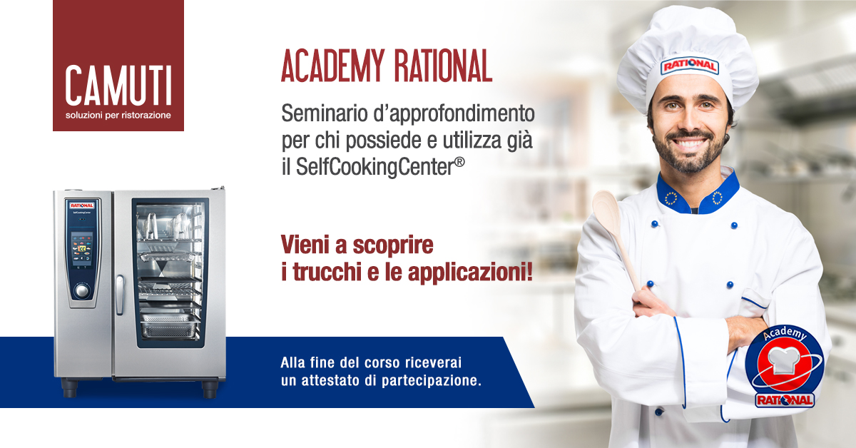 Academy RATIONAL - 19 Aprile 2018