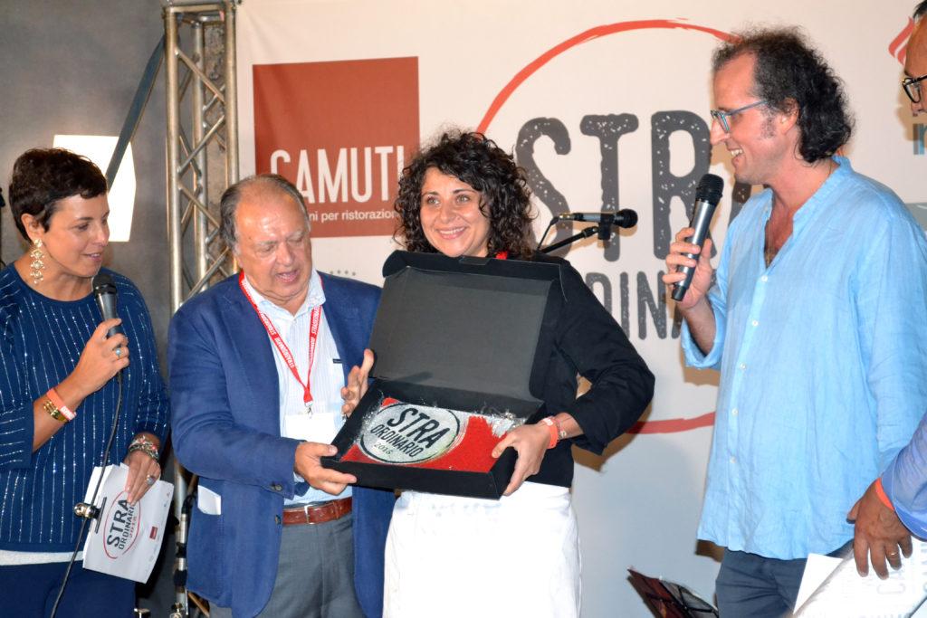Chef Valentina Chiaramonte di Fud Off