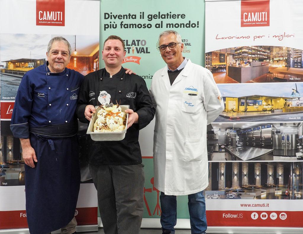 """""""Colomba"""" è il gusto vincitore della tappa catanese Gelato Festival Challenge 2019"""