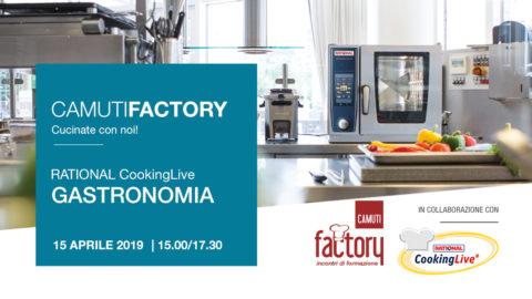 GASTRONOMIA con Rational - 15 aprile 2019
