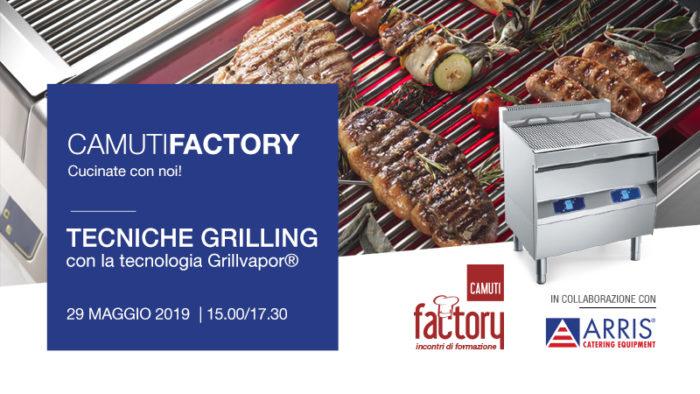 Tecniche di cottura a grilling